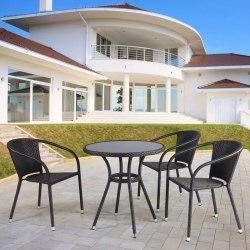Комплект мебели для кафе 3+1