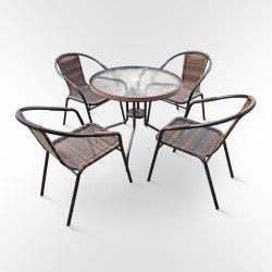Набор мебели для летних кафе Nicole-1В