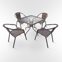 Комплект мебели для летних кафе Nicole-2В