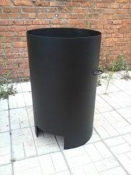 """Печь """"Бочка"""" для садового мусора"""