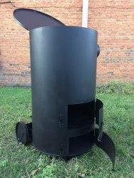 """Печь """"Смуглянка"""" (для сжигания садового мусора, 250Л)"""