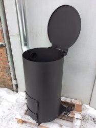 """Печь для сжигания мусора """"Смуглянка"""" 180Л (оригинал)"""