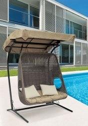 """Кресло подвесное для двоих""""Canopy"""""""
