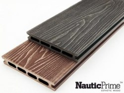 Террасная доска NauticPrime (Light) Esthetic Wood