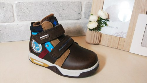 Ботинки на мальчика весна/осень модель - 3BK12