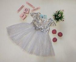 Платье на девочку модель - 121PB21