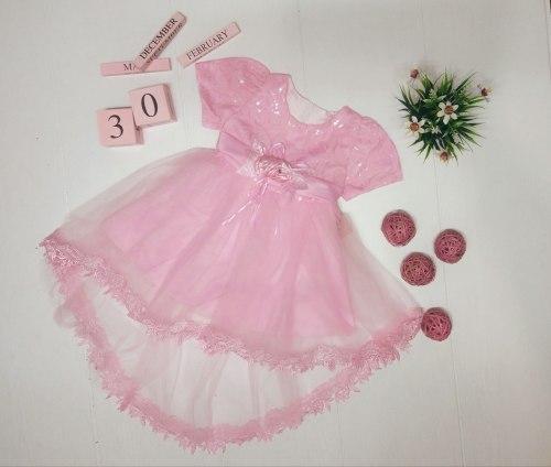 Платье на девочку модель - 124PR21