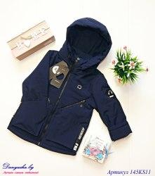 Куртка деми на мальчика модель - 145KS11