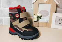 Ботинки на мальчика зима модель - 16BK11