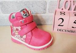 Сапожки на девочку зима модель - 26BR21