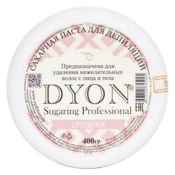 Паста для шугаринга Dyon Средняя 400 гр.