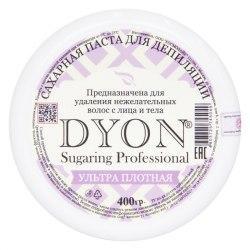 Паста для шугаринга Dyon Ультра плотная 400 гр.