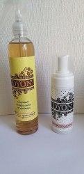 Сет Средств Dyon Гидролатная водичка и Мусс для тела