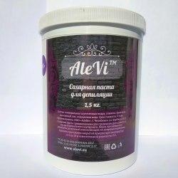 Паста для шугаринга Black Alevi Бандажная 1500 гр
