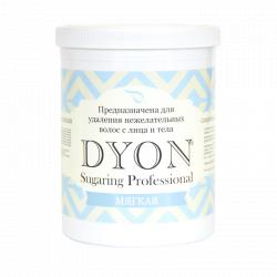 Паста для шугаринга Dyon Мягкая 1700 гр