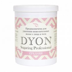 Паста для шугаринга Dyon Средняя 1700 гр