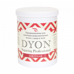Паста для шугаринга Dyon Плотная 1700 гр