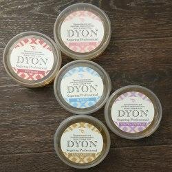 Набор пробников пасты для шугаринга Dyon 5 шт по 200 гр