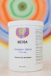 Паста для шугаринга Brenda Плотная 1500 гр