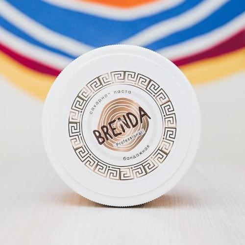 Паста для шугаринга Brenda Professional Бандажная 500 гр.