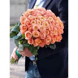 "Букет роз ""Candy"" 41 роза"