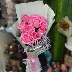 """Букет из роз """"Нежность"""" 11 роз"""