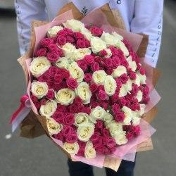 """Букет из роз """"Яркий"""" Кустовые розы"""