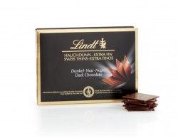 """Шоколад """"Lindt"""" в тонких пластинах, 125 г"""