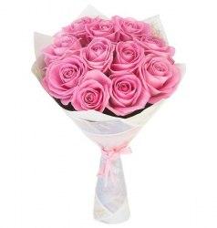"""Букет роз """"Душевный"""" 11 роз"""