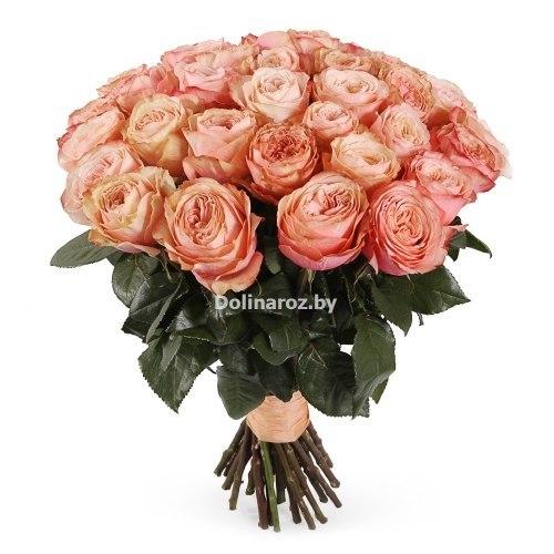 """Букет роз """"Необычный"""" 31 роза"""