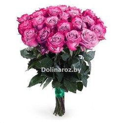"""Букет роз """"Deep Purple"""" 31 роза"""