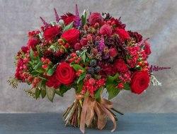 """Букет цветов """"Красный"""""""