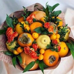 Букет из фруктов №12
