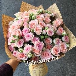"""Букет цветов """"Изюм"""" Кустовые розы"""