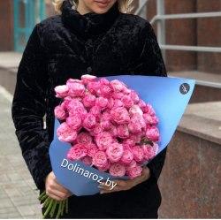 """Букет цветов """"Леди"""" Кустовые розы"""