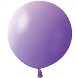 """Латексный шар с гелием """"Фиолетовый"""" 27"""" (69 см)"""