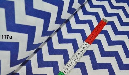 Ткань для квилтинга, пэчворка. Зиг заг. Марокко