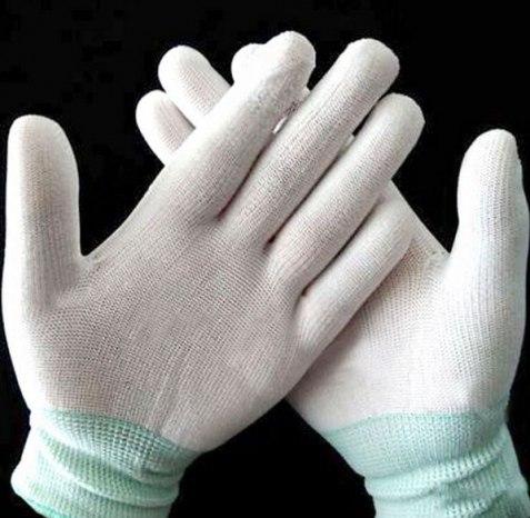 Перчатки для квилтинга, пэчворка, стежки