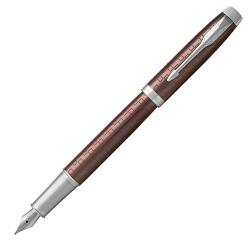 Перьевая ручка Parker (Паркер) IM Premium Brown CT