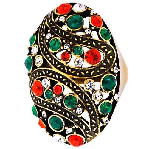 Кольцо Руслан Токаев под бронзу