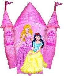 Шар Замок с Принцессами