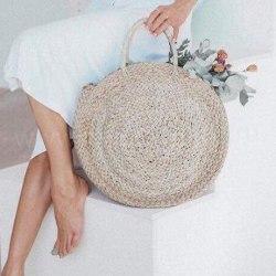 Сумка плетеная MOON