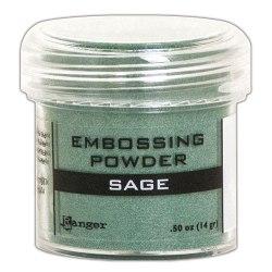 Пудра для эмбоссинга Sage (шалфей) Ranger