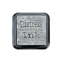 Чернила прозрачные для эмбоссинга, Distress embossing ink Ranger