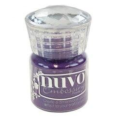 Пудра для эмбоссинга Purple Haze (фиолетовый туман) Nuvo