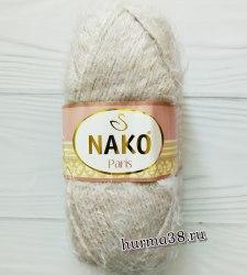 Пряжа Нако Париж (Nako Paris) 3079 серо-сиреневый