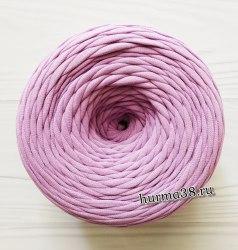 Трикотажная пряжа цвет лиловый