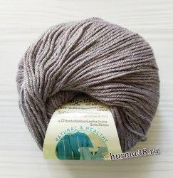 Пряжа Ализе Бейби Вул (Alize Baby Wool) 119 серое небо