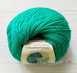 Пряжа Ализе Бейби Вул (Alize Baby Wool) 610 изумруд