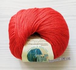 Пряжа Ализе Бейби Вул (Alize Baby Wool) 56 красный